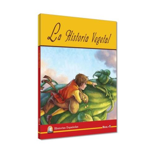 La Historia Vegetal Nivel 1 - Kapadokya Yayınları