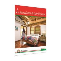 Kapadokya Yayınları - İtalyanca Hikaye La Nuova Camera Da Letto Di Hannah - Kapadokya Yayınları