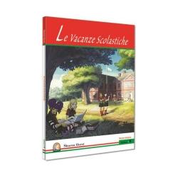 Kapadokya Yayınları - La Vacanze Scolastiche İtalyanca Hikayeler - Kapadokya Yayınları