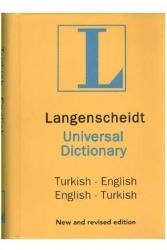 Langenscheidt - Langenscheidt İngilizce– Türkçe Türkçe – İngilizce Cep Sözlüğü