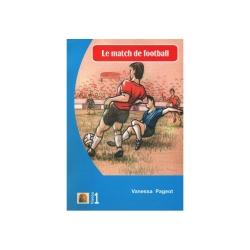 Kapadokya Yayınları - Le Match De Football Vanessa Pageot - Kapadokya Yayınları
