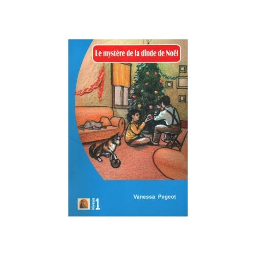 Le Mystere de la Dinde de Noel Vanessa Pageot - Kapadokya Yayınları