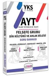LEMMA Yayınları - LEMMA Yayınları 2020 AYT Felsefe Grubu Din Kültürü ve Ahlak Bilgisi Soru Bankası