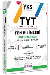 LEMMA Yayınları - LEMMA Yayınları 2020 TYT Fen Bilimleri Soru Bankası