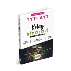 LEMMA Yayınları - LEMMA Yayınları TYT AYT Kolay Biyoloji Soru Bankası