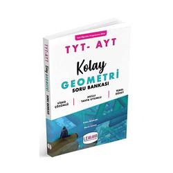 LEMMA Yayınları - LEMMA Yayınları TYT AYT Kolay Geometri Soru Bankası