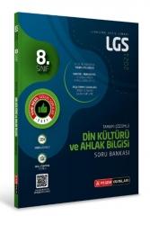 Pegem Akademi Yayıncılık - LGS Din Kültürü ve Ahlak Bilgisi Tamamı Çözümlü Soru Bankası