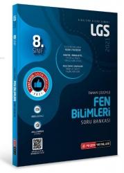 Pegem Akademi Yayıncılık - LGS Fen Bilimleri Tamamı Çözümlü Soru Bankası Pegem Akademi Yayıncılık