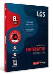 Pegem Akademi Yayıncılık - LGS Matematik Tamamı Çözümlü Soru Bankası Pegem Akademi Yayıncılık