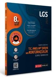 Pegem Akademi Yayıncılık - LGS T.C. İnkılap Tarihi ve Atatürkçülük Tamamı Çözümlü Soru Bankası Pegem Akademi Yayıncılık