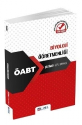 Lider Yayınları - Lider Yayınları 2021 ÖABT Biyoloji Öğretmenliği Soru Bankası Çözümlü