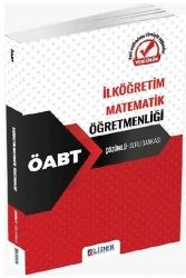 Lider Yayınları - Lider Yayınları 2021 ÖABT İlköğretim Matematik Öğretmenliği Çözümlü Soru Bankası