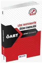 Lider Yayınları - Lider Yayınları 2021 ÖABT Lise Matematik Öğretmenliği Çözümlü Soru Bankası