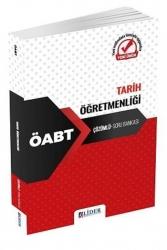 Lider Yayınları - Lider Yayınları 2021 ÖABT Tarih Öğretmenliği Çözümlü Soru Bankası
