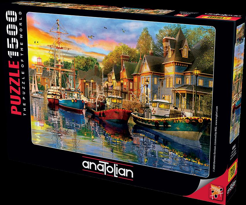 Anatolian - Liman Işıkları/ Harbour Lights