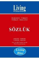 Living English Dictionary - Living Blue İngilizce-Türkçe Türkçe-İngilizce Sözlük Living English Dictionary