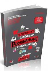 Lodos Yayınları - Lodos Yayınları 9. Sınıf TYT Tüm Dersler Paragrafhane Denemeleri