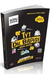 Lodos Yayınları - Lodos Yayınları TYT Dil Bilgisi Soru Bankası