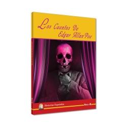 Kapadokya Yayınları - Los Cuentos De Edgar Allan Poe Nivel 2 - Kapadokya Yayınları
