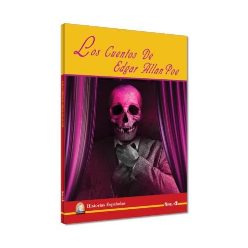 İspanyolca Hikaye Los Cuentos De Edgar Allan Poe - Kapadokya Yayınları