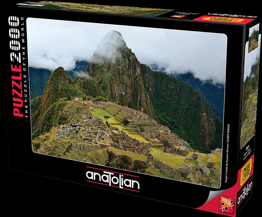 Anatolian - Machu Picchu