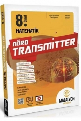 Madalyon Yayıncılık - Madalyon Yayıncılık 8. Sınıf Matematik Nöro Transmitter Soru Bankası