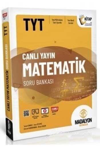 Madalyon Yayıncılık - Madalyon Yayıncılık TYT Matematik Canlı Yayın Soru Bankası