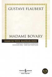Kültür Yayıncılık - Madame Bovary Hasan Ali Yücel Klasikleri İş Bankası Kültür Yayınları