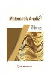 Palme Yayıncılık - Matematik Analiz 2 Palme Yayınları