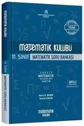 Matematik Kulübü - Matematik Kulübü 11. Sınıf Matematik Soru Bankası