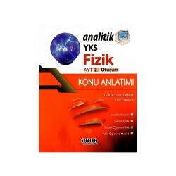 Merkez Yayınları - Merkez Yayınları AYT Analitik Fizik Konu Anlatımı