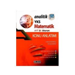 Merkez Yayınları - Merkez Yayınları AYT Analitik Matematik Konu Anlatımı