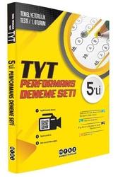 Merkez Yayınları - Merkez Yayınları TYT Performans 5'li Deneme Seti