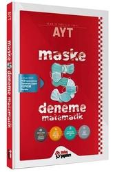 Metin Yayınları - Metin Yayınları AYT Matematik Maske 5 Deneme