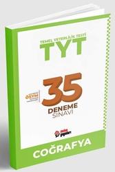 Metin Yayınları - Metin Yayınları TYT Coğrafya 35 Deneme Sınavı