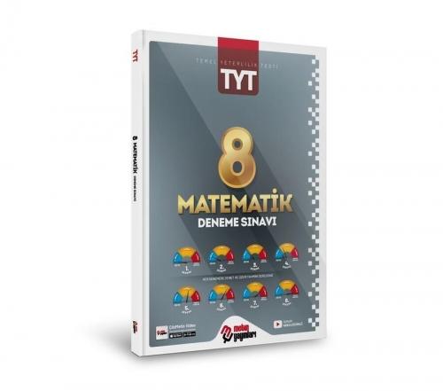 Metin Yayınları TYT Matematik 8 Deneme