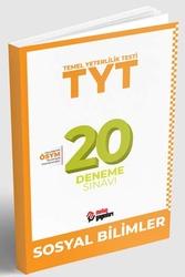 Metin Yayınları - Metin Yayınları TYT Sosyal Bilimler 20 Deneme Sınavı