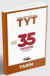 Metin Yayınları - Metin Yayınları TYT Tarih 35 Deneme Sınavı