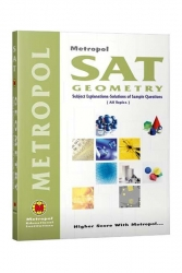 Metropol Yayınları - Metropol Yayınları SAT Geometry Subject Explanations and Sample Questions