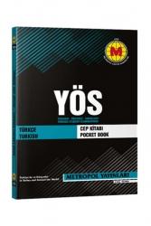 Metropol Yayınları - Metropol Yayınları YÖS Türkçe Cep Kitabı