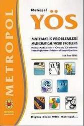 Metropol Yayınları - Metropol YÖS Matematik Problemleri Konu Anlatımlı Örnek Çözümlü