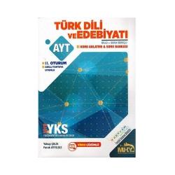 Mikro Hücre Yayınları - Mikro Hücre Yayınları AYT Kuantum Türk Dili ve Edebiyatı Konu Anlatımlı Soru Bankası