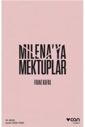 Can Yayınları - Milena'ya Mektuplar Can Yayınları