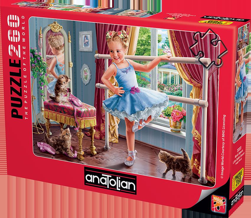 Anatolian - Minik Balerin/ Little Ballet Dancer