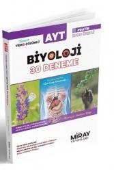 Miray Yayınları - Miray Yayınları AYT Biyoloji 30 Deneme