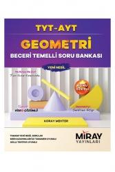 Miray Yayınları - Miray Yayınları TYT AYT Geometri Beceri Temelli Soru Bankası