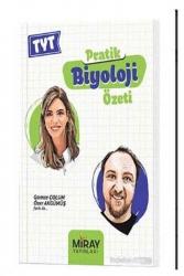 Miray Yayınları - Miray Yayınları YKS TYT Pratik Biyoloji Özeti