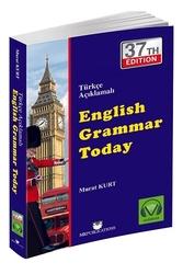 Mk Publications - Mk Publications English Grammar Today Türkçe Açıklamalı 37. Baskı