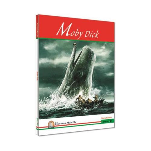 Moby Dick İtalyanca Hikayeler - Kapadokya Yayınları