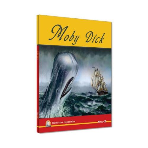 Moby Dick Nivel 2 - Kapadokya Yayınları